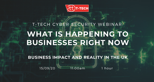 cyber security webinar invite